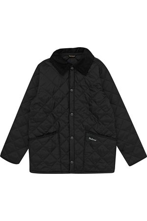 Barbour Boys Jackets - Liddesdale Short Boys Quilted Jacket