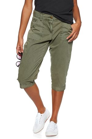 Protest Women Trousers - Soupie 3/4 s Trousers - Just Leaf