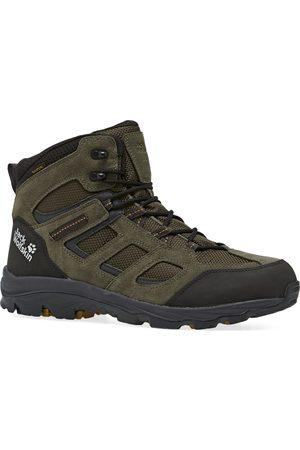 Jack Wolfskin Vojo 3 Texapore Mid s Walking Boots - Khaki Phantom