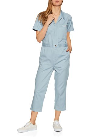 Dickies Wolverton Coverall s Jumpsuit - Fog