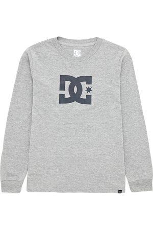 DC Star Boys Long Sleeve T-Shirt - Heather