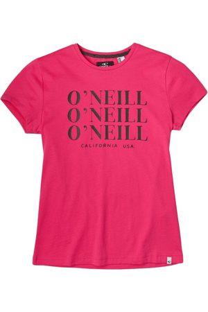 O'Neill All Year Girls Short Sleeve T-Shirt - Cabaret