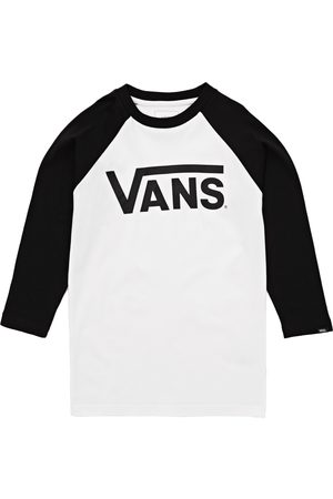 Vans Classic Raglan Boys Long Sleeve T-Shirt