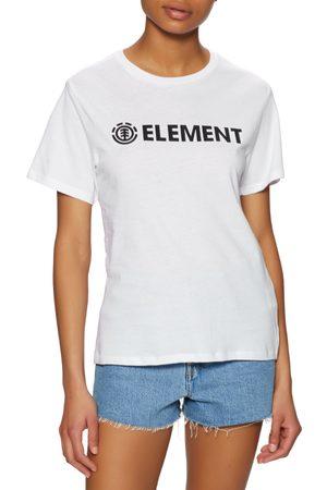 Element Logo s Short Sleeve T-Shirt - Optic