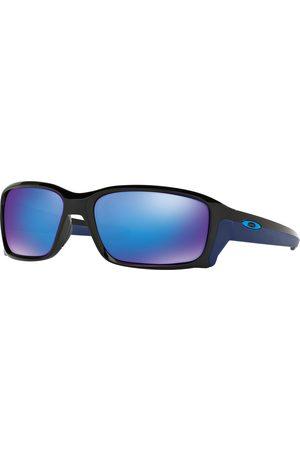 Oakley Straightlink s Sunglasses - Polished ~ Sapphire Iridium