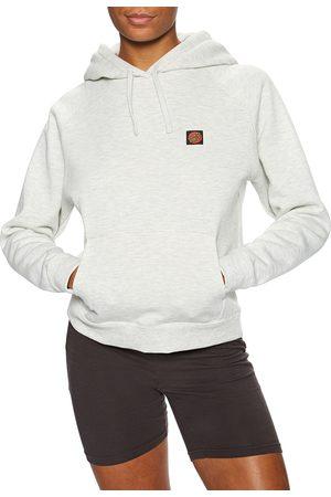 Santa Cruz Classic Label Hood s Pullover Hoody - Athletic Heather
