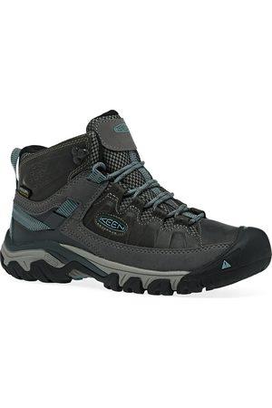 Keen Women Outdoor Shoes - Targhee III Mid WP s Walking Boots - Magnet Atlantic