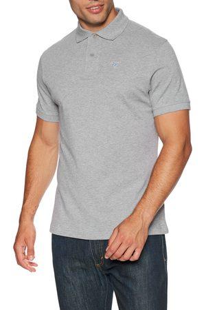 Barbour Men Polo Shirts - Sports s Polo Shirt - Marl