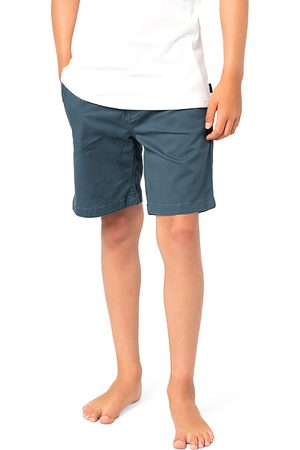 Rip Curl Travellers Boys Shorts - Washed Navy