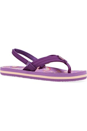 Reef Girls Flip Flops - Little Ahi Girls Flip Flops - Rainbow
