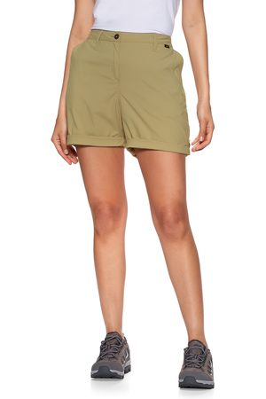Jack Wolfskin Women Shorts - Desert s Shorts - Sand Dune
