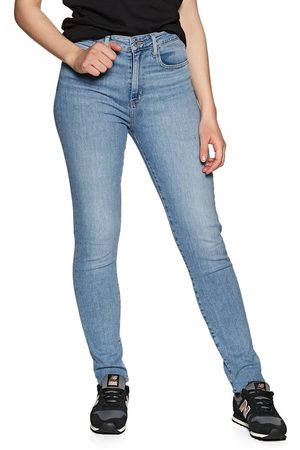 Levi's Women Skinny - 721 High Rise Skinny s Jeans - Have A Nice Day