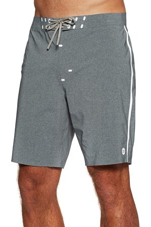 Outerknown Apex Hybrid Trunks By Kelly Slater s Boardshorts - Heather Charcoal