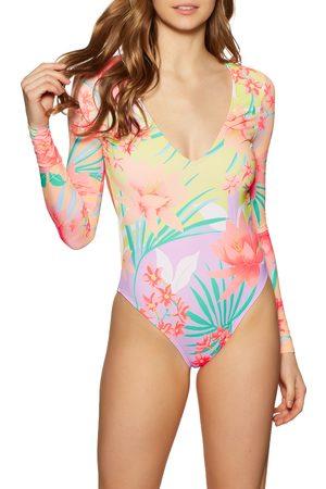 Billabong Lost In Daydreams Swimsuit - Multi