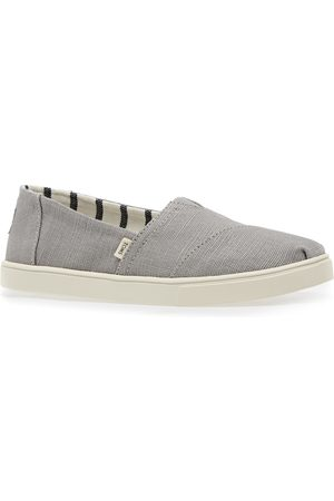 TOMS Canvas Cupsole s Slip On Shoes