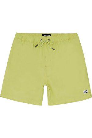 Billabong All Day Laybacks 14in Boys Boardshorts - Neon