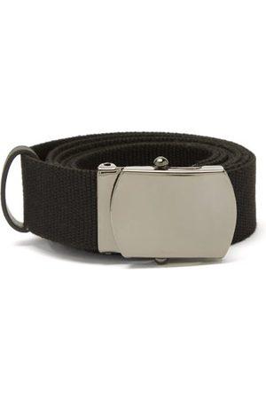 Raey Men Belts - Canvas Webbing Belt - Mens