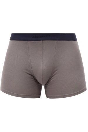 Zimmerli Micromodal-blend Jersey Boxer Briefs - Mens