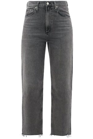 Citizens of Humanity Daphne High-rise Cropped Straight-leg Jeans - Womens