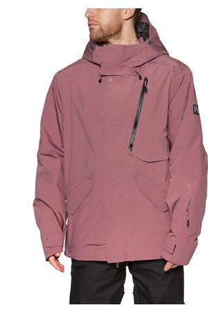 Holden Fishtail Parka s Snow Jacket - Dark Rouge
