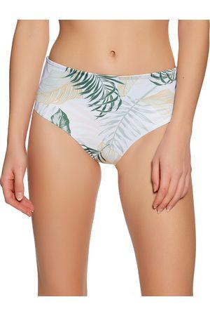 Rip Curl Coastal Palms Rollup Good Bikini Bottoms