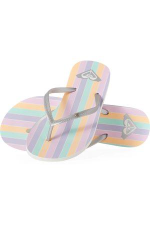 Roxy Bermuda Print s Flip Flops - Multi