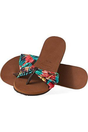 Havaianas You Saint Tropez s Flip Flops - Rust