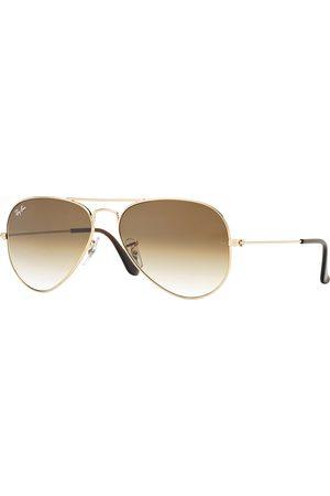 Ray-Ban Aviator Large s Sunglasses - ~ Crystal Gradient