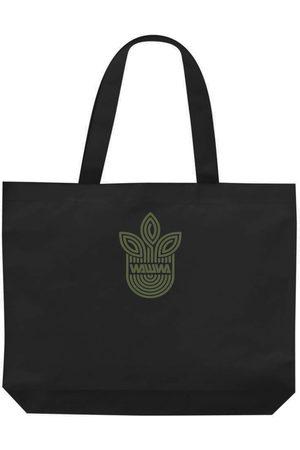 Wawwa Leaf Logo Tote s Shopper Bag