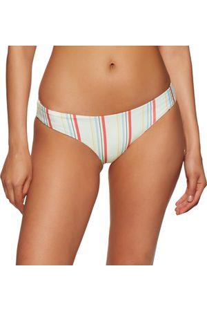 Rip Curl Women Bikinis - Blossom Revo Good Bikini Bottoms - Cream