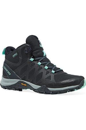 Merrell Women Outdoor Shoes - Siren 3 Mid GTX s Walking Boots - Navy