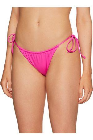 Hurley Drawstring Mod Bikini Bottoms - Hot