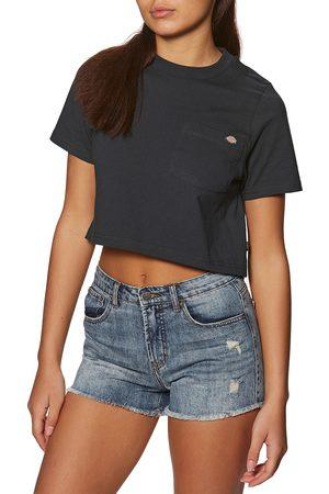 Dickies Porterdale Crop s Short Sleeve T-Shirt