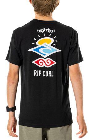 Rip Curl Search Essential Boys Short Sleeve T-Shirt