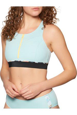 Roxy Fitness Sports Bra Bikini Top - Stratosphere