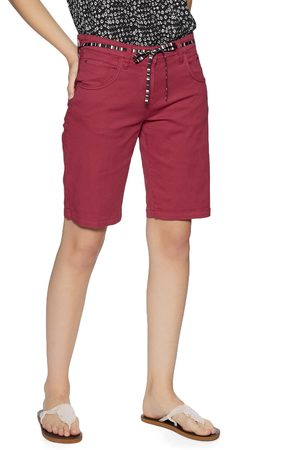 Protest Women Shorts - Scarlet s Shorts - Canyon