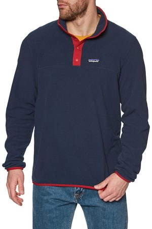 Patagonia Micro D Snap T s Fleece - New Navy classic