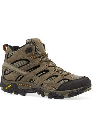 Merrell Moab 2 Leather Mid GTX s Walking Boots - Pecan