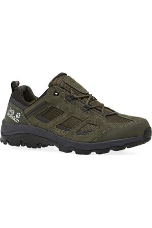 Jack Wolfskin Vojo 3 Texapore Low s Walking Shoes - Khaki Phantom