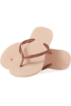 Havaianas Flip Flops - Slim Kids Flip Flops - Ballet Rose