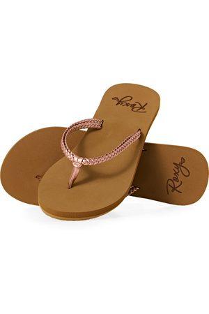Roxy Costas II Girls Flip Flops - Rose