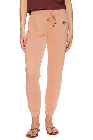 Rip Curl Women Trousers - Surfers Original s Jogging Pants - Clay