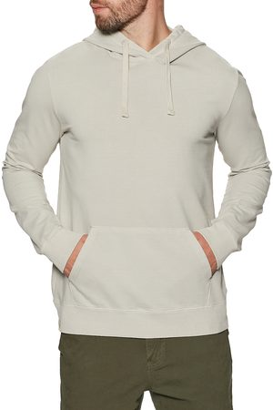 tentree French Terry Reynard s Pullover Hoody - Cloud