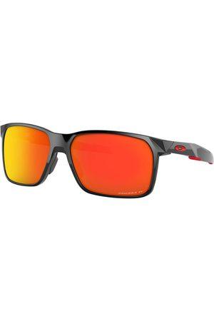 Oakley Portal X Polarised Sunglasses - Polished ~ Prizm Ruby