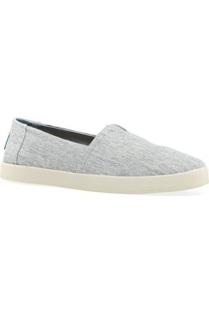 TOMS Avalon s Slip On Shoes - Drizzle Micro Crosshatch