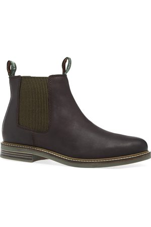 Barbour Farsley Chelsea s Boots - Choco