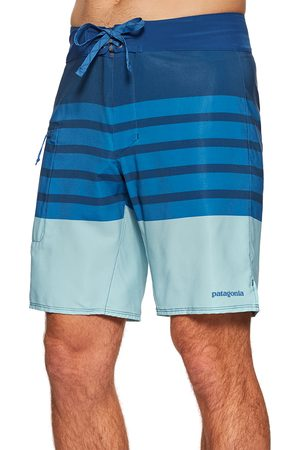 Patagonia Stretch Planing 19 Inch s Boardshorts - Mid Stripe Superior