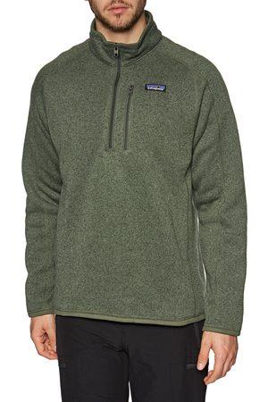 Patagonia Better Sweater Quarter Zip s Fleece - Industrial