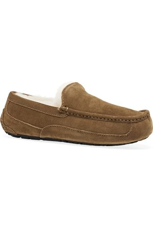 UGG Ascot Suede s Slippers - Chestnut