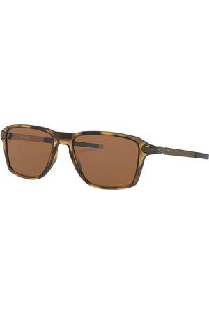 Oakley Wheel House Sunglasses - Polished Tortoise ~ Prizm Tungsten Polarised
